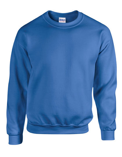 Heavy Blend Crewneck Sweatshirt royalblue (50% Baumwolle/50% Polyester)